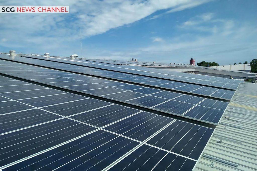 โครงการเพิ่มประสิทธิภาพการใช้พลังงานอย่างการลงทุนด้านพลังงานทดแทน