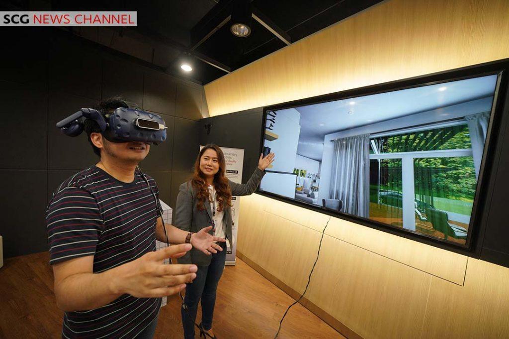 เทคโนโลยี Virtual Reality (VR)