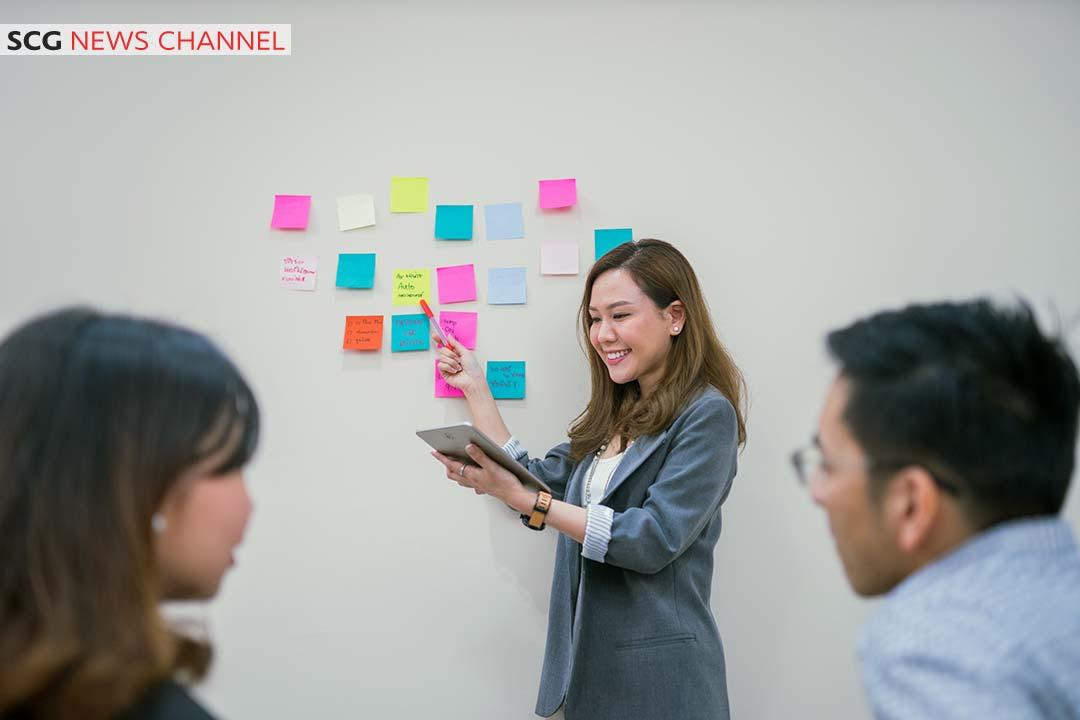 การใช้ Design Thinking ที่มุ่งสร้างกระบวนการคิดให้พนักงานเข้าใจปัญหาของลูกค้าอย่างลึกซึ้ง