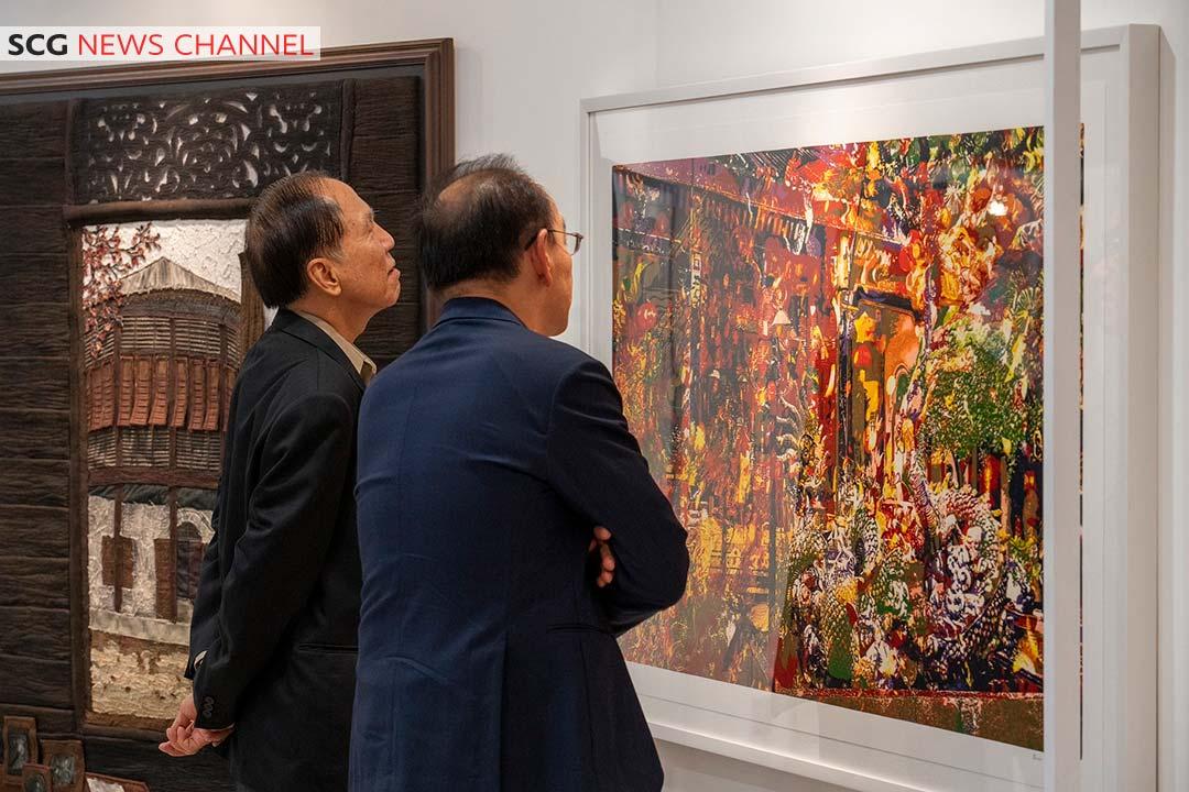 คนศิลป์เลือดใหม่ ในโครงการ Young Thai Artist Award 2019